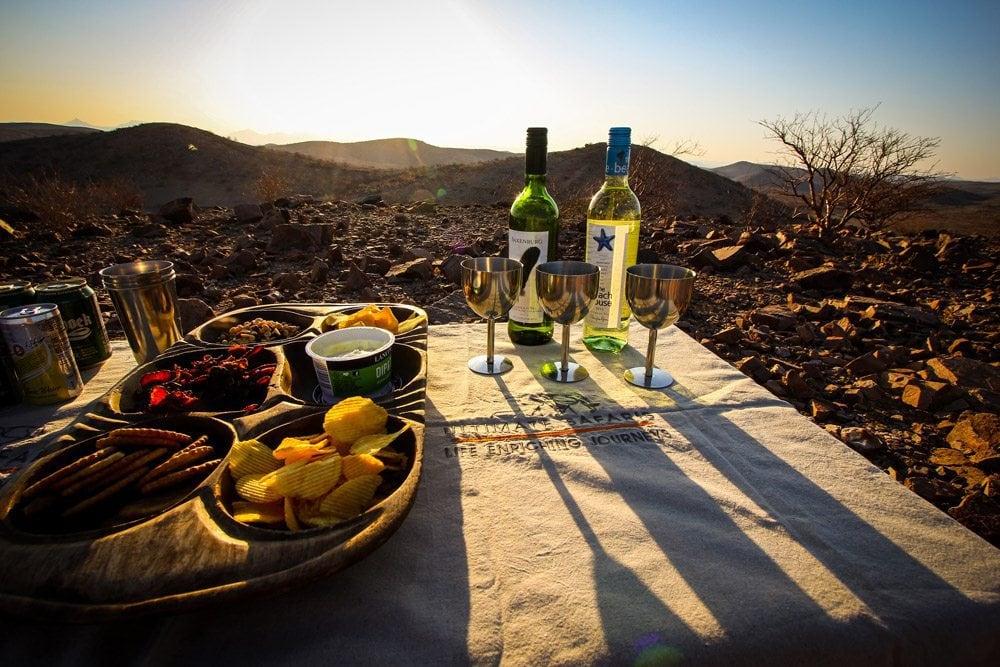 __Huab Under Canvas Sundown Drinks