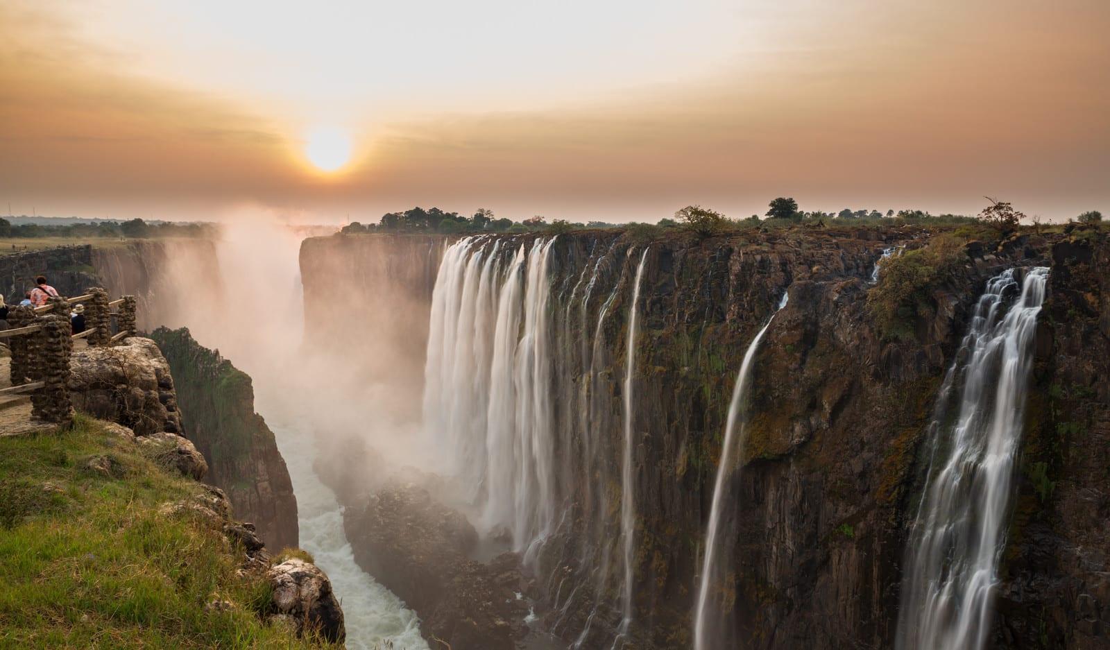 Victoria Falls Waterfalls Adventures Africa