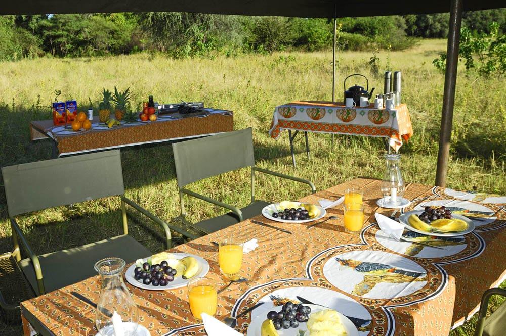 Mobile Camping Safaris in Botswana