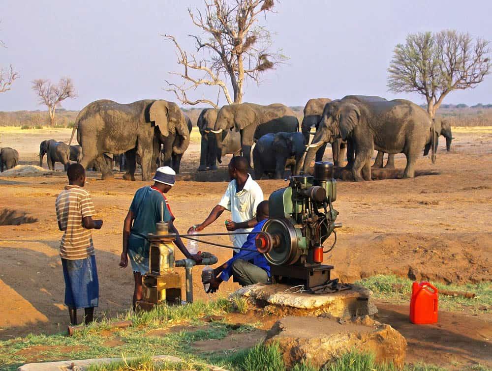 Repairing Water Pump