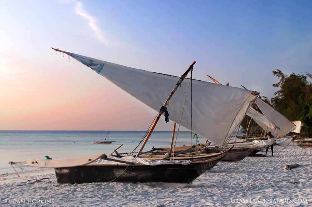 Pemba Fishing Boats