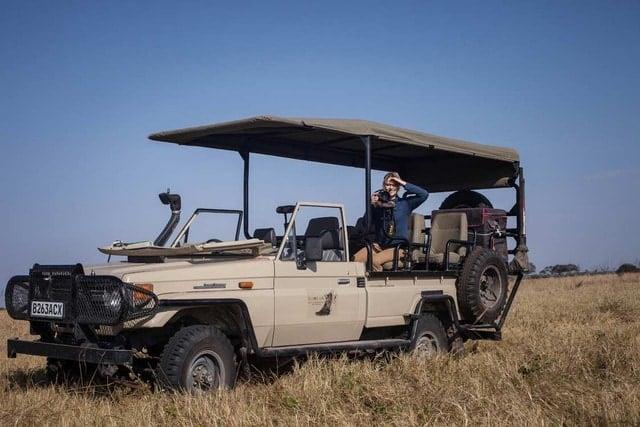 Your Safari Vehicle