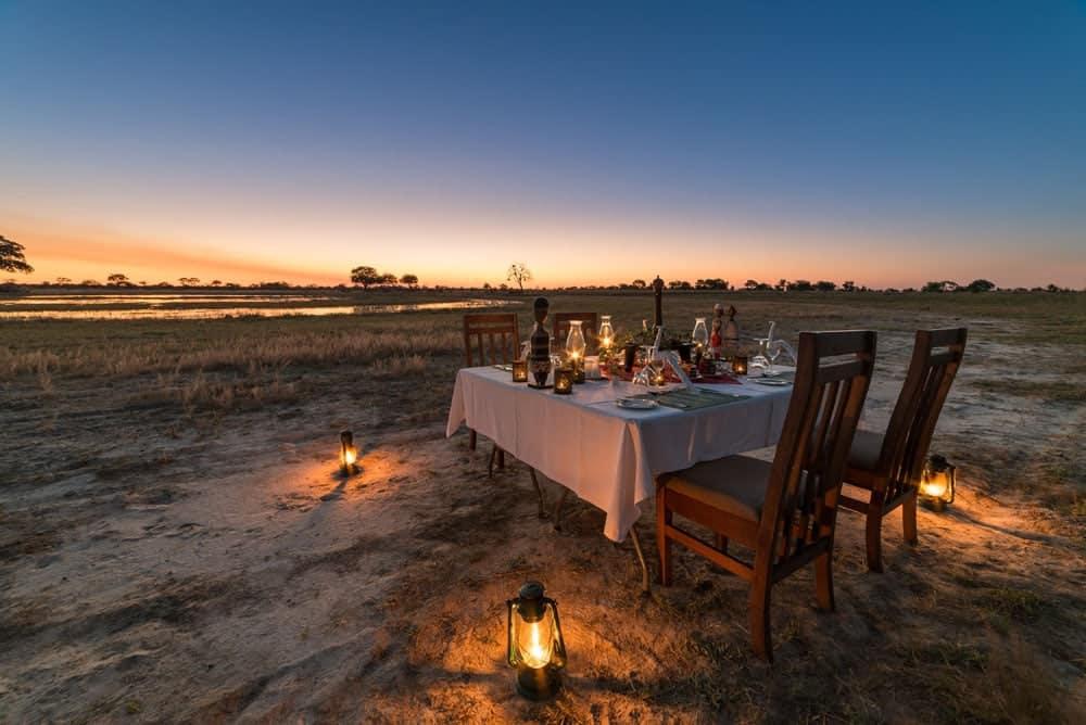 camp hwange zimbabwe