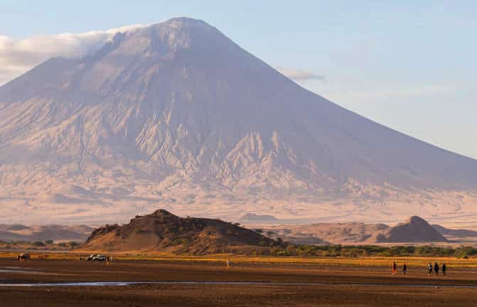 Ol Lengai- The Mountain of God