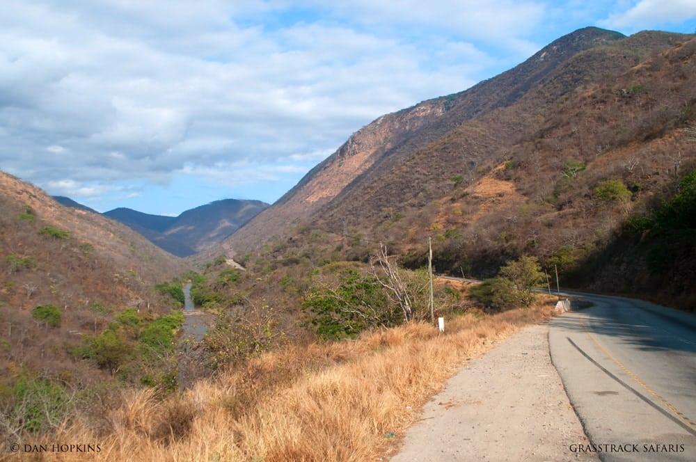 road to iringa