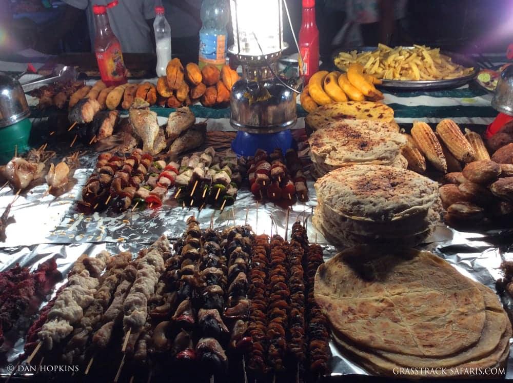 Forodhani Garden Food Market